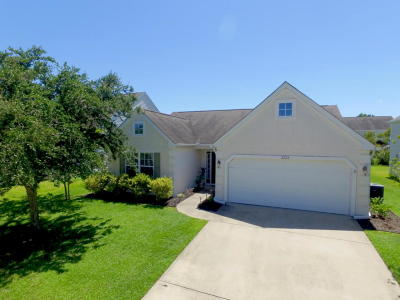 Beaufort County Single Family Home For Sale: 2223 Blakers Boulevard