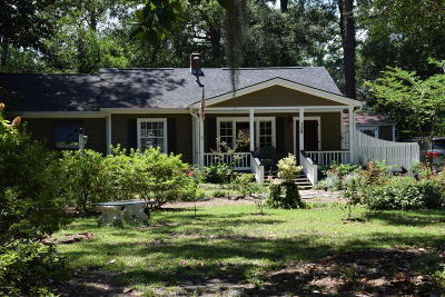 Beaufort Single Family Home For Sale: 128 Elliott Street