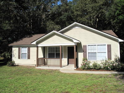 Beaufort, Beaufort Sc, Beaufot Single Family Home For Sale: 15 Robin Way