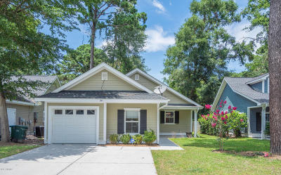 Single Family Home For Sale: 36 Carolina Village Circle