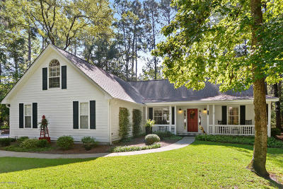 Beaufort County Single Family Home Under Contract - Take Backup: 60 Thomas Sumter Street