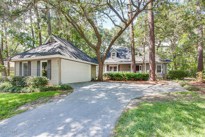 Beaufort County Single Family Home For Sale: 401 Bb Sams Drive