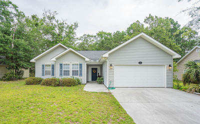 Beaufort County Single Family Home For Sale: 11 Cottage Walk Circle