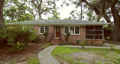 Port Royal Single Family Home For Sale: 1102 15th Street
