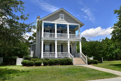Beaufort Single Family Home For Sale: 6 Meeting Street