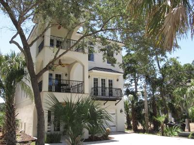 Fripp Island Single Family Home For Sale: 89 Ocean Creek Boulevard