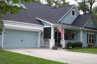 Beaufort Single Family Home For Sale: 11 Osprey