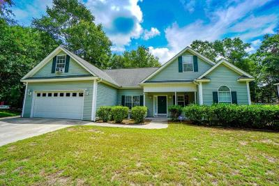 Beaufort, Beaufort Sc, Beaufot, Beufort Single Family Home For Sale: 38 Brickyard Hills Court