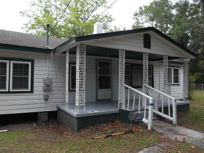 Beaufort Single Family Home For Sale: 6 Alston Field Drive