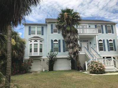 Fripp Island Single Family Home For Sale: 383 Tarpon Boulevard