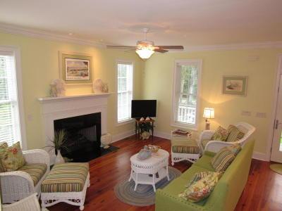 711 Marlin, Fripp Island, SC, 29920, Fripp Island Home For Sale