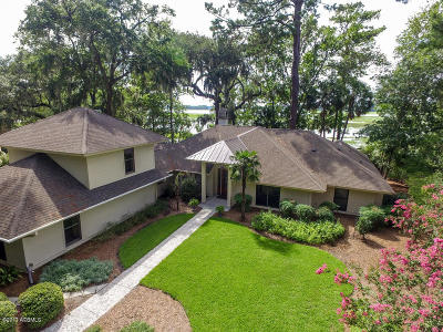 Okatie Single Family Home For Sale: 6 Tabby Point Lane