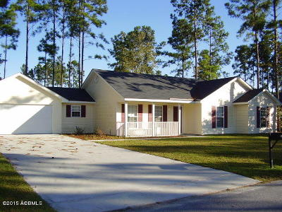 Ridgeland Single Family Home For Sale: 31 Virginia