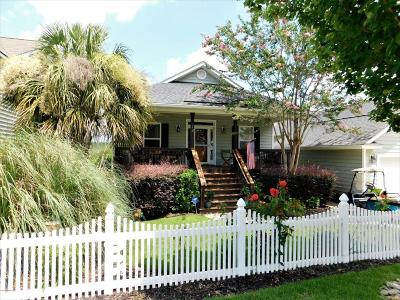 Beaufort County Single Family Home Under Contract - Take Backup: 12 White Pond Boulevard