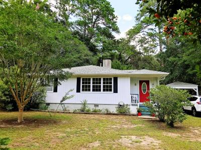 Beaufort County Single Family Home Under Contract - Take Backup: 307 Battery Creek Road