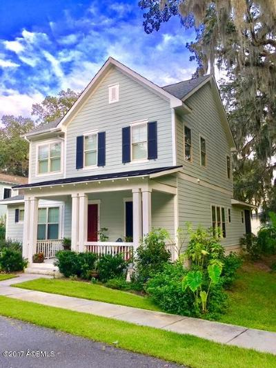 Beaufort County Single Family Home For Sale: 204 Sturdevant Drive