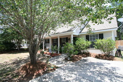 Beaufort Single Family Home Under Contract - Right Of Firs: 8 Eagle Trace Court