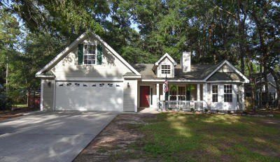 Beaufort SC Single Family Home For Sale: $243,000