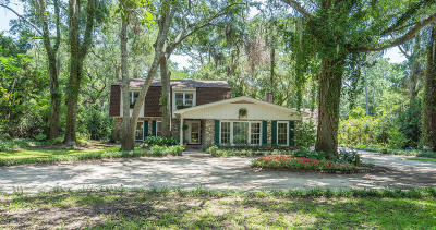 Beaufort County Single Family Home For Sale: 11 Audubon Road