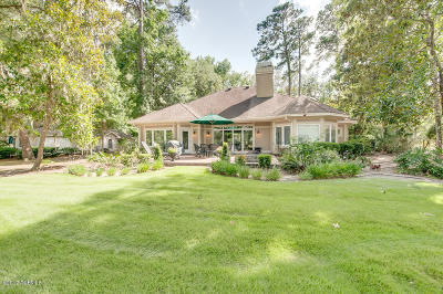 Callawassie Island Single Family Home For Sale: 103 Winding Oak Drive