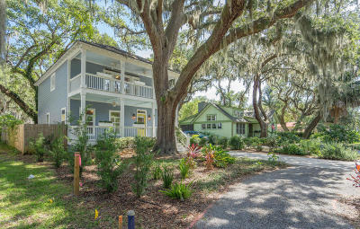 Beaufort (lady's Island), Port Royal, Pt Royal, Pt. Royal Single Family Home For Sale: 1016 14th Street