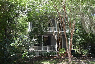 Historic Dist/Old Pt., Historic District/Bay Single Family Home For Sale: 1407 North Street