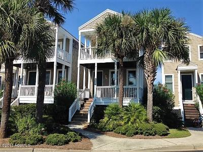 Fripp Island Single Family Home For Sale: 706 Ocean Cottages