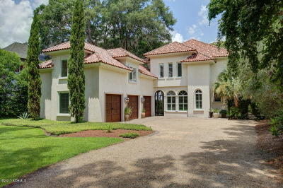 Beaufort Single Family Home Under Contract - Take Backup: 49 Sunset Boulevard