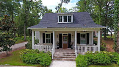 Habersham Single Family Home For Sale: 64 Mount Grace