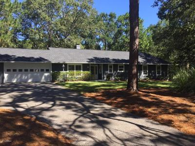Beaufort Single Family Home Under Contract - Take Backup: 24 Egret Drive
