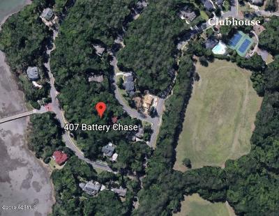 Beaufort, Beaufort Sc, Beaufot, Beufort Residential Lots & Land For Sale: 407 Battery Chase