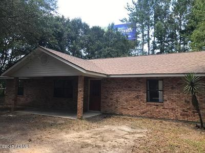Ridgeland Single Family Home Under Contract - Take Backup: 96 Allen Drive