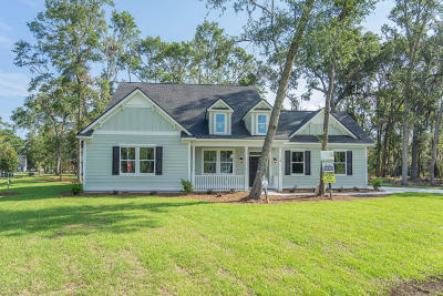 Beaufort Single Family Home For Sale: 12 Fox Sparrow Rd Road