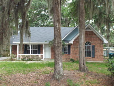 Port Royal, Port Ryal, Pt. Royal Single Family Home For Sale: 2404 Grinkley Court