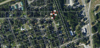 Beaufort, Beaufort Sc, Beaufot, Beufort Residential Lots & Land For Sale: 1017 Hodge Drive
