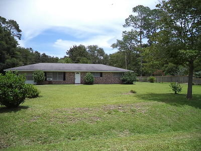Ridgeland Single Family Home For Sale: 84 Lucas Drive
