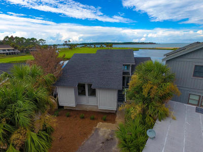 Fripp Island Single Family Home For Sale: 2 Fairway Club Drive
