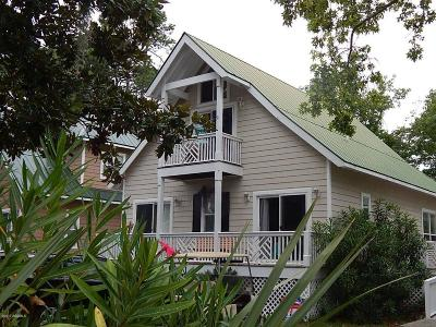 Fripp Island Single Family Home For Sale: 16 Davis Love Drive