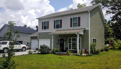 Beaufort, Beaufort Sc, Beaufot, Beufort Single Family Home For Sale: 15 Spearmint Circle