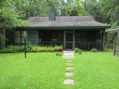 Ridgeland Single Family Home For Sale: 117 Bass Lake Drive