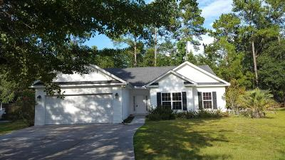 Beaufort Single Family Home Under Contract - Take Backup: 23 Cottage Walk Circle