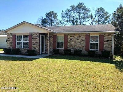 Beaufort, Beaufort Sc, Beaufot Single Family Home For Sale: 3091 Clydesdale Circle