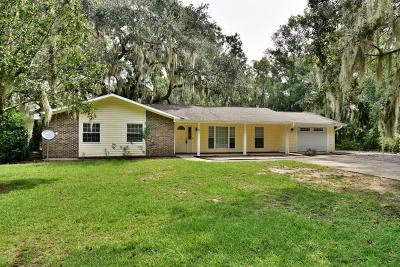 Port Royal, Port Ryal, Pt. Royal Single Family Home Under Contract - Take Backup: 5 Indigo Woods Court