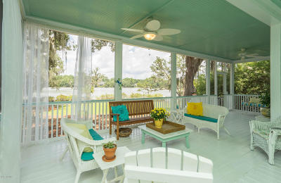 Beaufort County Single Family Home For Sale: 5 Lake Point Drive