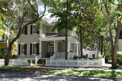 Beaufort County Single Family Home For Sale: 6 Fraser Street