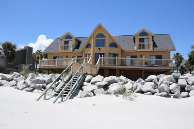 Fripp Island Single Family Home For Sale: 805 Marlin Drive