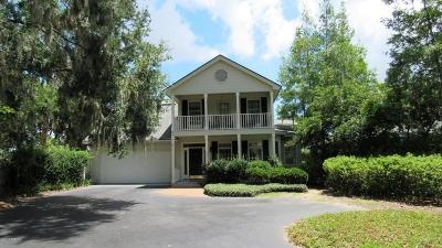Dataw Island Single Family Home For Sale: 125 Chicora Point