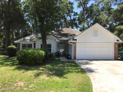 Beaufort Single Family Home For Sale: 2605 McChesney Lane