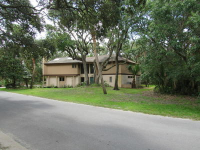 Fripp Island Single Family Home For Sale: 609 Dolphin Road