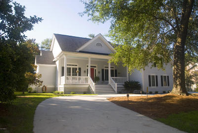 Beaufort County Single Family Home For Sale: 12 Piccadilly Circle